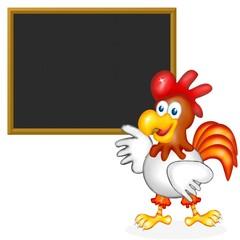 gallo insegnante