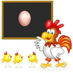 gallo insegnante bis
