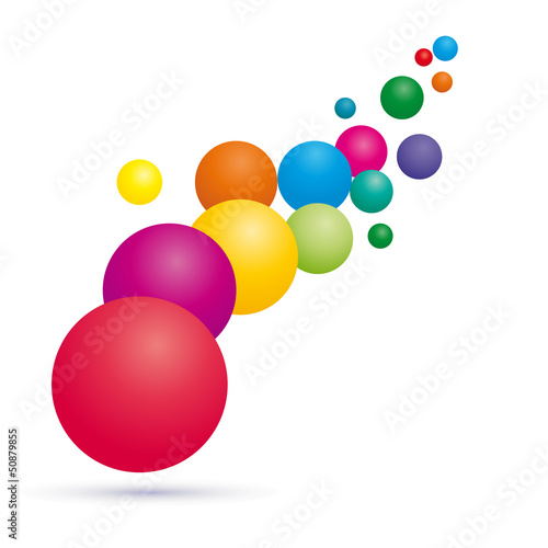 Vector Balloon Background