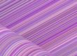 orange purple pink cylinder curl shape backdrop