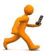 Manikin Smartphone Run