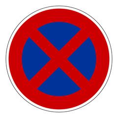 Absolutes Haltverbot – Halteverbot – Verkehrszeichen StVO