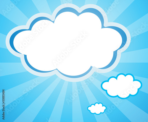 Empty cloud templates
