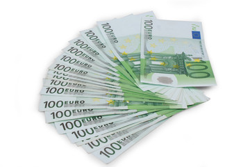 100 € Banknoten Jackpot