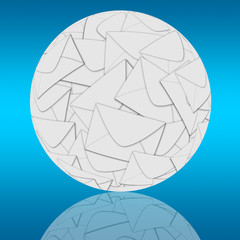Ball of the envelopes