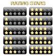 Rating Stars - 0 bis 10