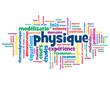 """Nuage de Tags """"PHYSIQUE"""" (sciences chimie enseignement cours)"""
