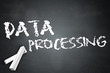 "Blackboard ""Data Processing"""