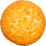 Milk Biscuit Isolated