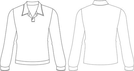 tee-shirt manche longue
