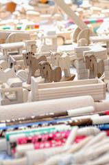 wooden toys for rural market