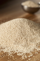 Organic Raw Yeast for baking bread