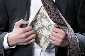 Hiding the Money