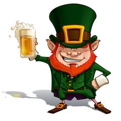 "St. Patrick ""Cheers"""
