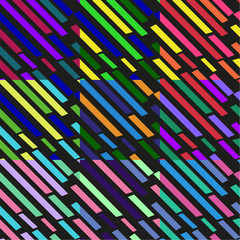 Striped Seamless Patterns Collection