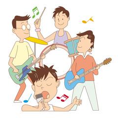 学生バンド