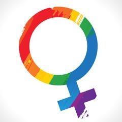symbole lesbienne, gay, mariage gay, pour tous