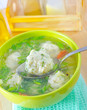 fresh soup
