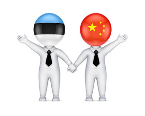 Estonian-Chinese cooperation concept