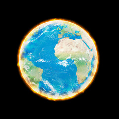 planète terre