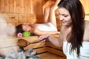 Saunaaufguss 2