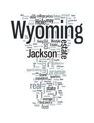 Wyoming Real Estate Wide Open Spaces