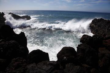 Meer, Wellen, Brandung