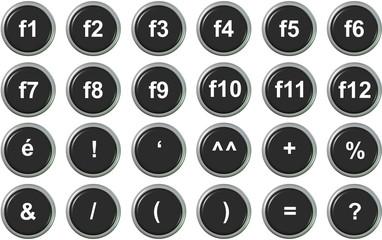 Klavye Butonları