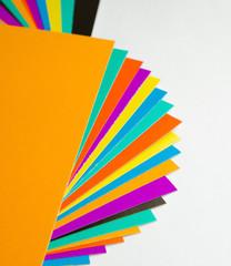 color cardboard