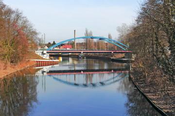 Brücke in Erkner