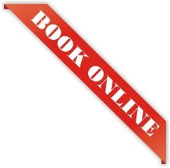étiquette bordure book online