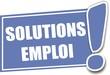 étiquette solutions emploi