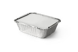 Foil Food Dish, Takeaway