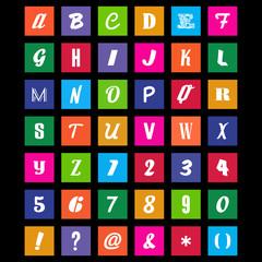 Metro Font Set