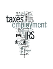 Employment Taxes Depositing With The IRS