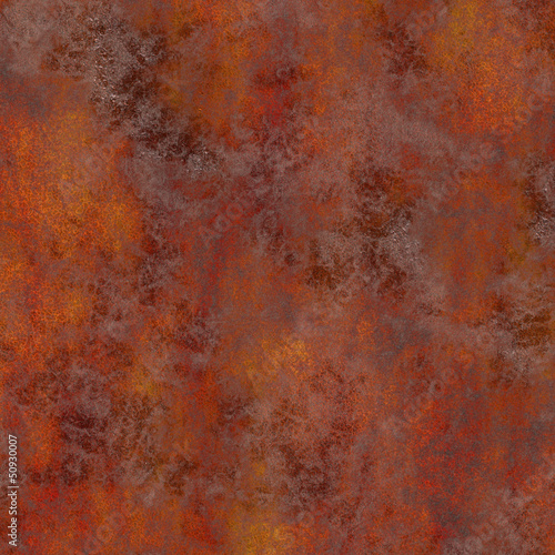 canvas print picture Roste Textur