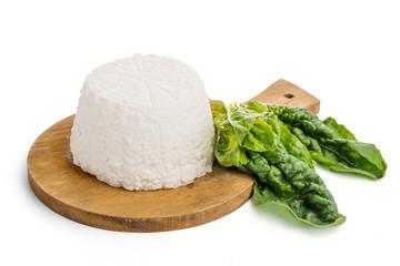 Ricotta e spinaci - Ricotta and spinach