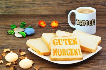 Toast - Guten Morgen!