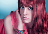 verführerisches Rot / haircolors 30