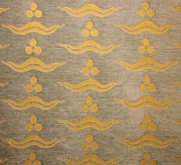 Vintage Curtain Background