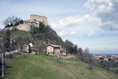 Rossena Castle, Italy