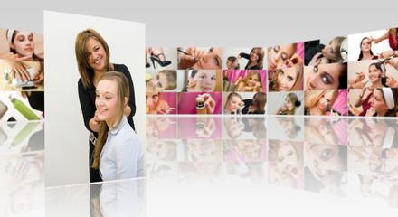 Mur de maquillage 7