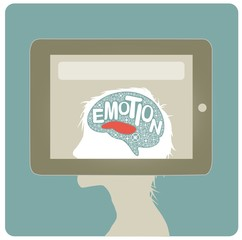 Silhouette - Emotion - Tablet App - Marketing