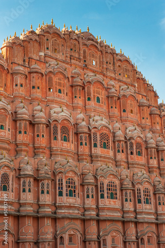 Hawa Mahal, Palace of winds, Jaipur, India
