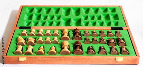 Qualitativer Schach-Koffer