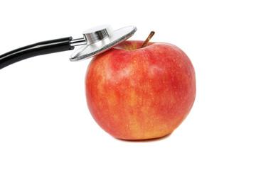 Stethoskop, Apfel