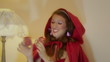 Christmas Little Red Riding Hood Big Bad Wolf full commercial