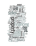 Four Reasons To Offer Seller Financing poster