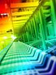 communication and internet network server