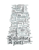 Joint Discomfort And Flexible Thinking poster